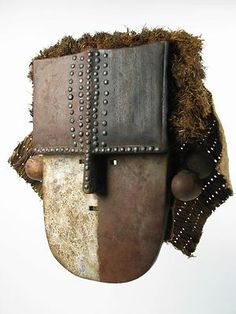 African Aduma mask (Democratic Republic of Congo)