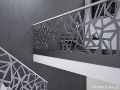 DOM.PL™ - Balustrada dobrze dobrana do wnętrza