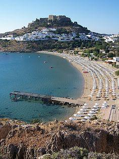 Lindos ~ Rhodes, Greece