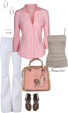 """Spring"" by irene541 ❤ liked on Polyvore"