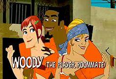 The Dating Guy Teletoon Tv show Woody Jenkins