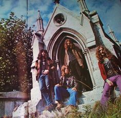 Black Sabbath …(*photo shoot 1969 http://en.wikipedia.org/wiki/Black_Sabbath