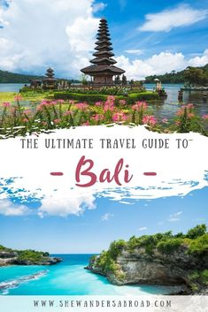Are you planning to visit Bali for the first time? Then you need to read this post because this Bali travel guide covers all the important topics a first timer should know before visiting Bali! Bali Travel Guide, Best Travel Guides, Thailand Travel, Asia Travel, Travel Tips, Overseas Travel, Croatia Travel, Hawaii Travel, Time Travel