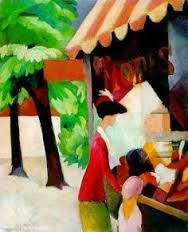 Image result for august macke signature