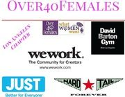 OUR SPONSORS Over40Females Los Angeles
