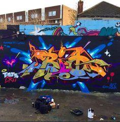 Bio Tats Cru Dublin, Ireland 2015 Shout out to Rask Drogheda and Montana | BZ | EofaB