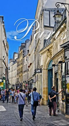 10 hours in Paris: Discover Le Marais. Click this pin for travel tips! | Frontgate: Live Beautifully Outdoors