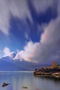 Lake Batur, Kintamani, Bali