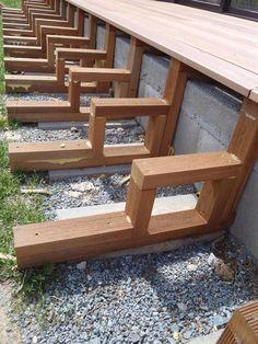 Venkovní terasa dřevěná Říčany - Massaranduba | Marval Podlahy s.r.o.