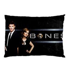 Bones TV Shows Custom Pillow Case PC0003. $11.99, via Etsy.