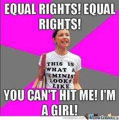 d70f47c17d5ddf73a518d4eccd086bd3 equal rights womens rights 14 of the most offensive (to women) memes women logic, feminism