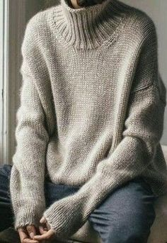 Knit Fashion, Fashion Outfits, Womens Fashion, How To Have Style, My Style, Winter Looks, Winter Wardrobe, Sweater Weather, Minimalist Fashion