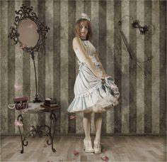 Riveting Fairytale Photography : Salvador Pozo