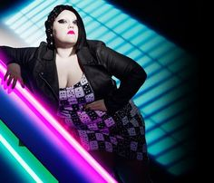 Beth Ditto, musician and style icon