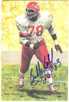 goal line art cards - Google Search Nfl Hall Of Fame df571aa02