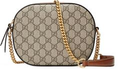 GG Supreme mini chain bag