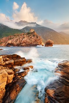 Porto, Corsica, France http://allapp.info/horoscope