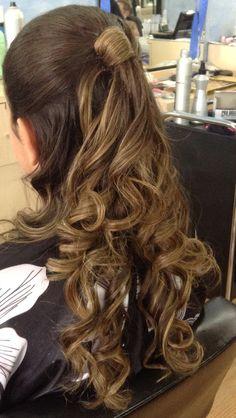 My ariana grande hair