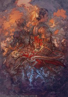 The Legend Returns from Final Fantasy XIV: Stormblood