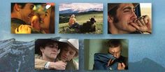 Brokeback Mountain. Ang Lee's best film. Iconic performances from Heath Ledger and Jake Gyllenhaal.. One of the most beautiful and heartbreaking love stories ever captured on celluloid. Words are not enough to describe the power of this film.