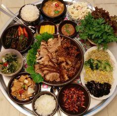 I Love Food, A Food, Sleepover Food, Edible Food, Food Goals, Healthy Breakfast Recipes, Aesthetic Food, Korean Food, Food Cravings