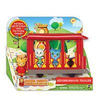 Daniel Tiger Trolley Playset