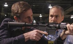 Sex, guns and ammo: inside the world's largest gun industry trade fair | US news | The Guardian