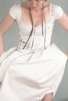 Burda gallery of member's wedding dresses
