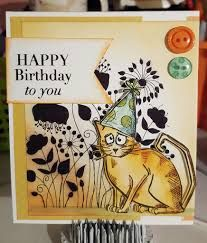 Image result for tim holtz crazy cats cards. (Pin#1: Crazies: Birds, Cats,... PIn+: Sihilouette...s).