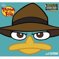 2013 Phineas and Ferb Wall Calendar $9.04