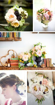 I love flowers :D
