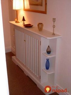 Diy And Home Improvement, Home Radiators, Home Decor, House Interior, Closet Decor, Living Room Decor Modern, Home Interior Design, House Interior Decor, Narrow Hallway Decorating