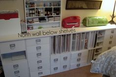 #papercraft #crafting supply #organization. use of Jetmax cubes