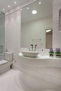 Decor Salteado - Blog de Decoração e Arquitetura : Casa de andar com fachada moderna e ambientes maravilhosos - entre e conheça!