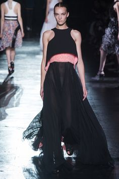 Prabal Gurung Spring 2015 RTW – Runway — Vogue. Color combo