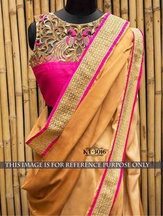 Wedding Festival New Saree Indian Traditional Georgette Fabric Fancy Sari Blouse
