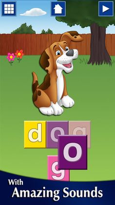great synthetic phonics iphone app