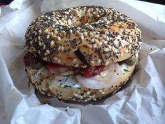 eat all the smith & deli sandwiches - #24, the mensch
