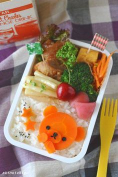 20 Easy Bento Lunch Boxes