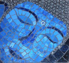 'Mosaic-Buddha', by cbmosaics.
