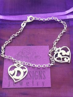Home - Dee Designs Sterling Silver, Chain, Pendant, Heart, Bracelets, Gifts, Jewelry, Design, Bangles
