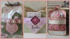 The challenge on the Hero Arts blog this week is to create gift-holding cards. A little tea-bag is hardly a gift but if it is presented in a...