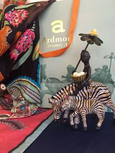 Richard Summerfield, who runs the Richard Collection Fine Jewellery Boutiques with his family, has welcomed Ardmore to the fold. Arts from the South African ceramics studio can be found in the company's latest store in Prague in the Czech Republic.