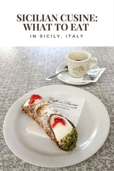 Sicily Italy Travel Tips   Sicilian Cuisine: What to eat in Sicily, Italy