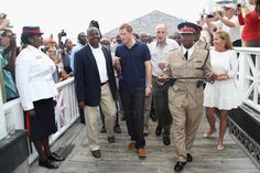 Prince Harry Carrying On Diana's Work | POPSUGAR Celebrity