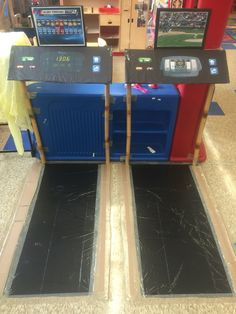 DIY treadmill Creative curriculum/exercise Study
