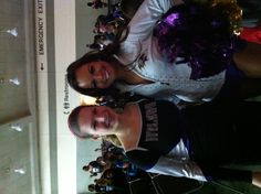 kenn w another B-more cheer leader