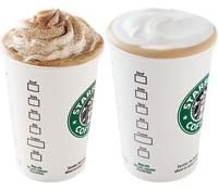 Starbucks hot latte