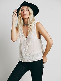 Run With It Top @freepeople
