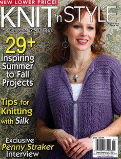 Knitn Style 186 2013(英) - 麗雀黃 - Picasa Web Albums